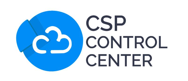 Introducing CSP Control Center