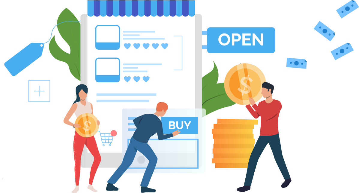 self-service-marketplace